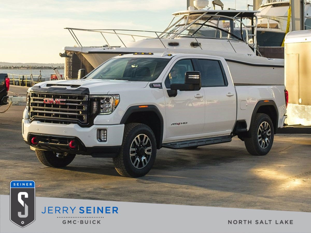 2020 GMC Sierra 3500 HD AT4