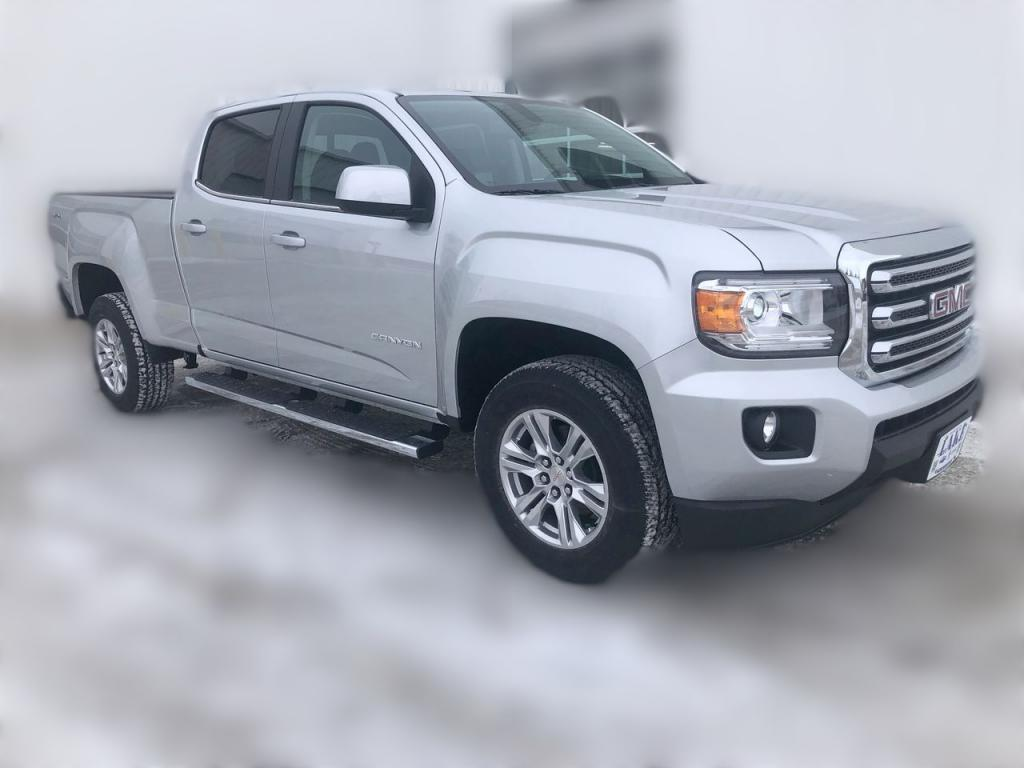 2020 GMC Canyon SLE Truck