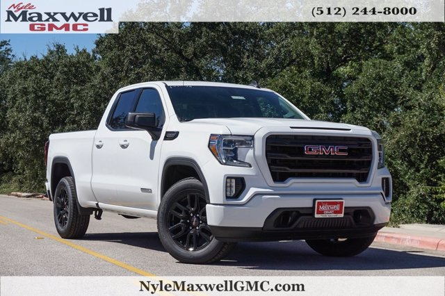 New 2020 GMC Sierra 1500 Elevation Rear Wheel Drive Double Cab