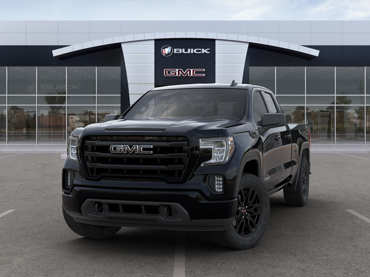 New 2020 GMC Sierra 1500 Elevation 4WD Double Cab