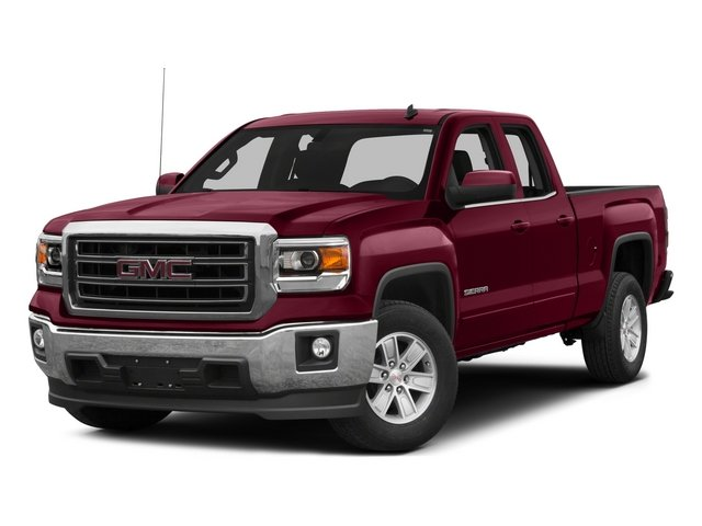 Pre-Owned 2015 GMC Sierra 1500 4WD Double Cab