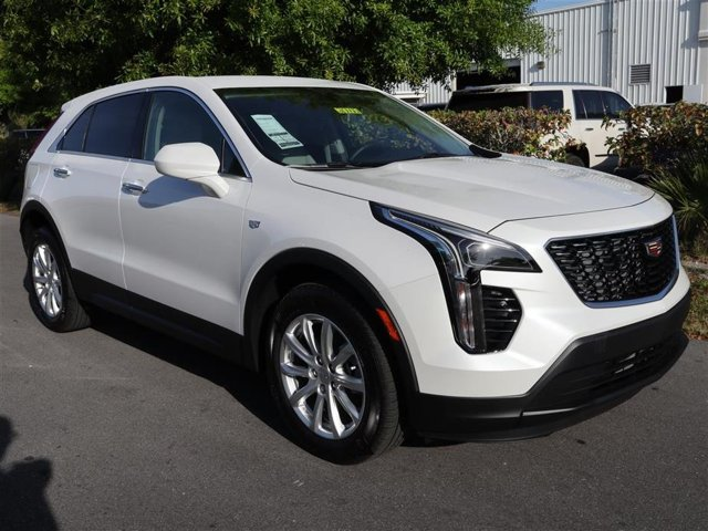 2020 CADILLAC XT4 Luxury Crossover