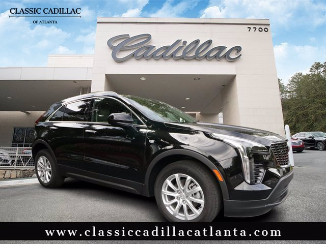 2020 CADILLAC XT4 Luxury Crossover