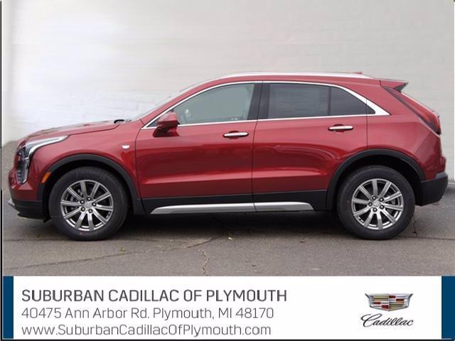 2020 CADILLAC XT4 Premium Luxury Crossover