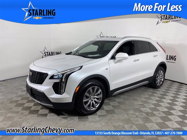 Pre-Owned 2020 Cadillac XT4 AWD Premium Luxury AWD SUV