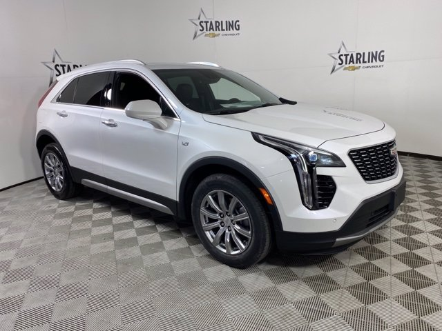 Pre-Owned 2020 Cadillac XT4 AWD Premium Luxury