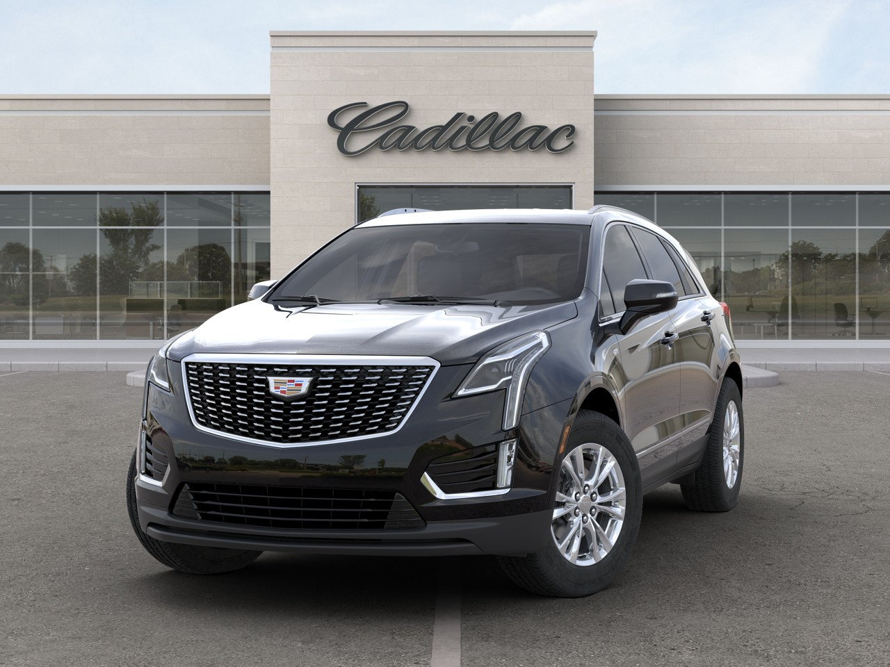 2020 CADILLAC XT5 Luxury Crossover