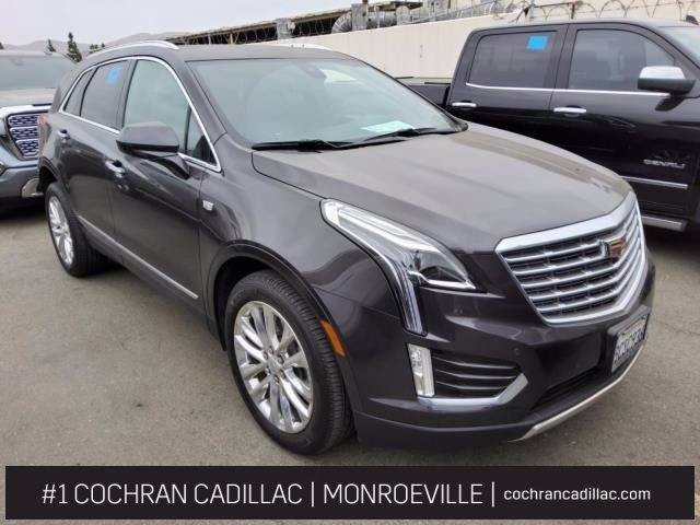 2018 Cadillac XT5 3.6L Platinum AWD