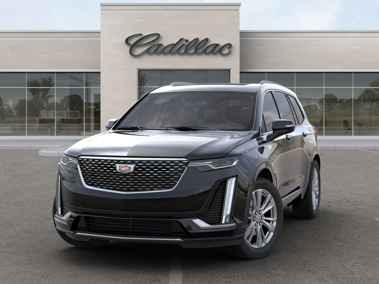 New 2020 Cadillac XT6 Premium Luxury FRONT WHEEL DRIVE SUV