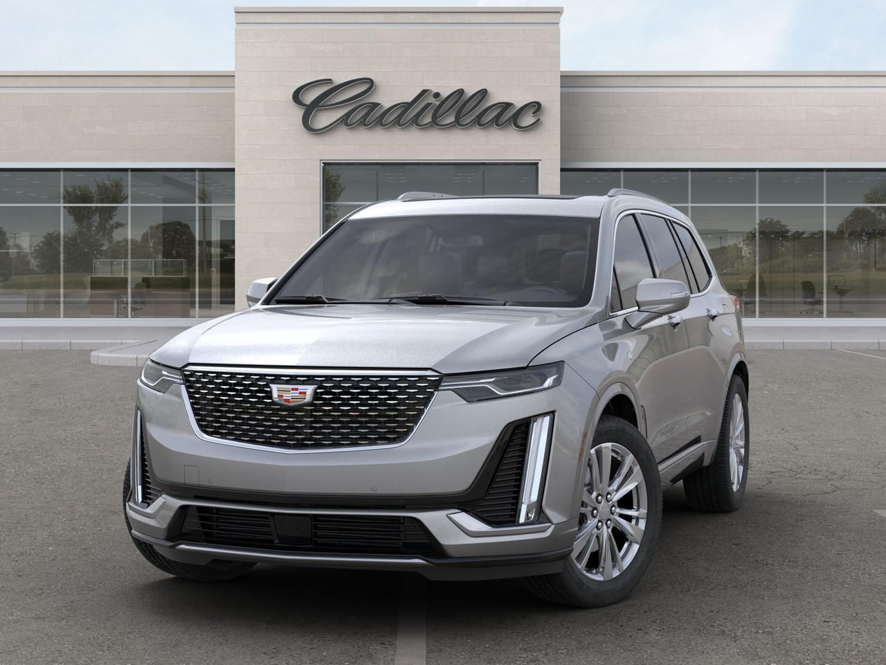 2020 CADILLAC XT6 Premium Luxury Crossover