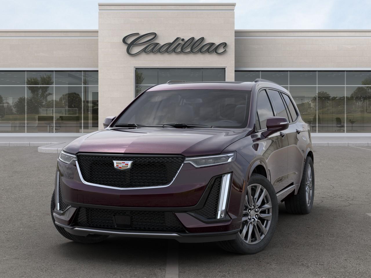 2020 CADILLAC XT6 Sport Crossover