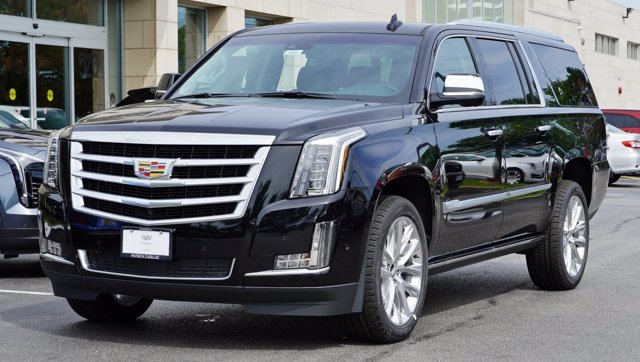 Courtesy 2020 Cadillac Escalade ESV Premium Luxury Four Wheel Drive SUV