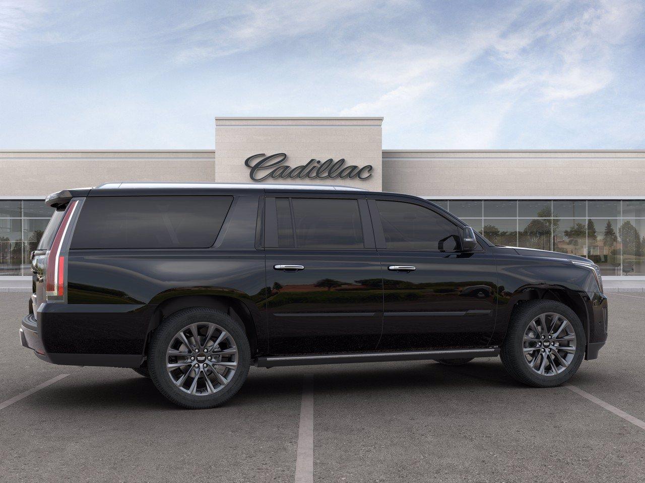 new 2020 cadillac escalade esv premium luxury