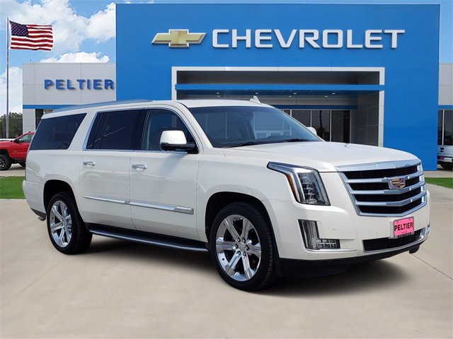Used 2015 CADILLAC Escalade ESV Luxury SUV for sale in Tyler, TX