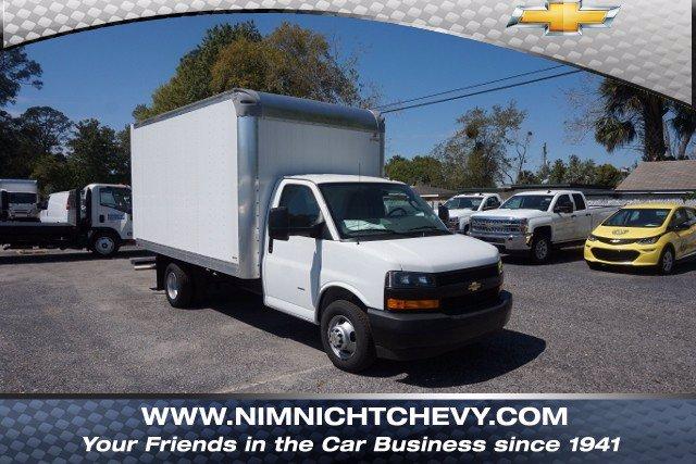 2019 Chevrolet Express Cutaway 4500 Work Van