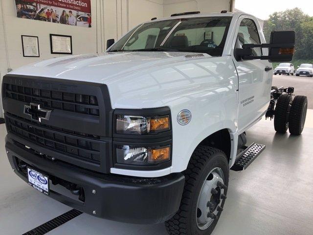 New 2019 Chevrolet Silverado 5500 HD Work Truck