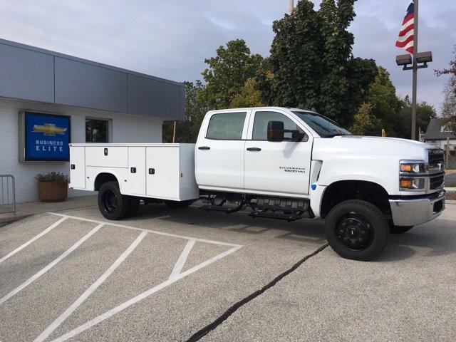 2019 Chevrolet Silverado 5500 HD Work Truck