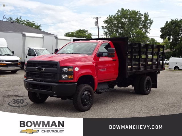 2019 Chevrolet Silverado 4500 HD Work Truck