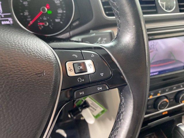 Pre-Owned 2016 Volkswagen Passat