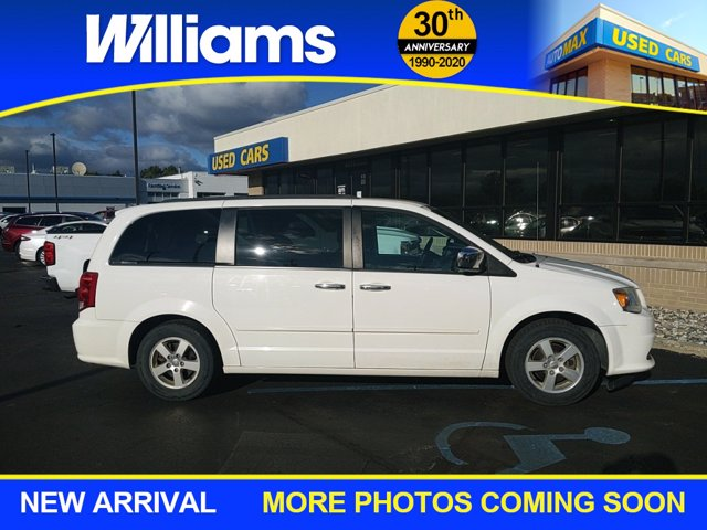 Pre-Owned 2012 Dodge Grand Caravan Extended Sport Van
