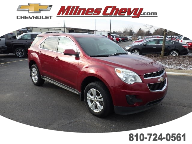 Pre-Owned 2011 Chevrolet Equinox LT w/1LT FRONT_WHEEL_DRIVE Crossover