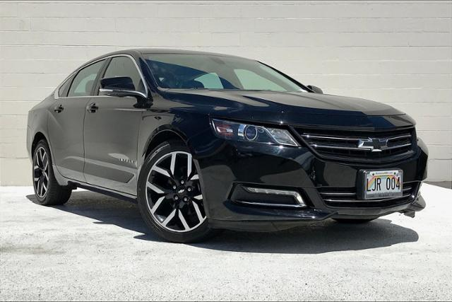 Pre-Owned 2018 Chevrolet Impala LT Front Wheel Drive Sedan