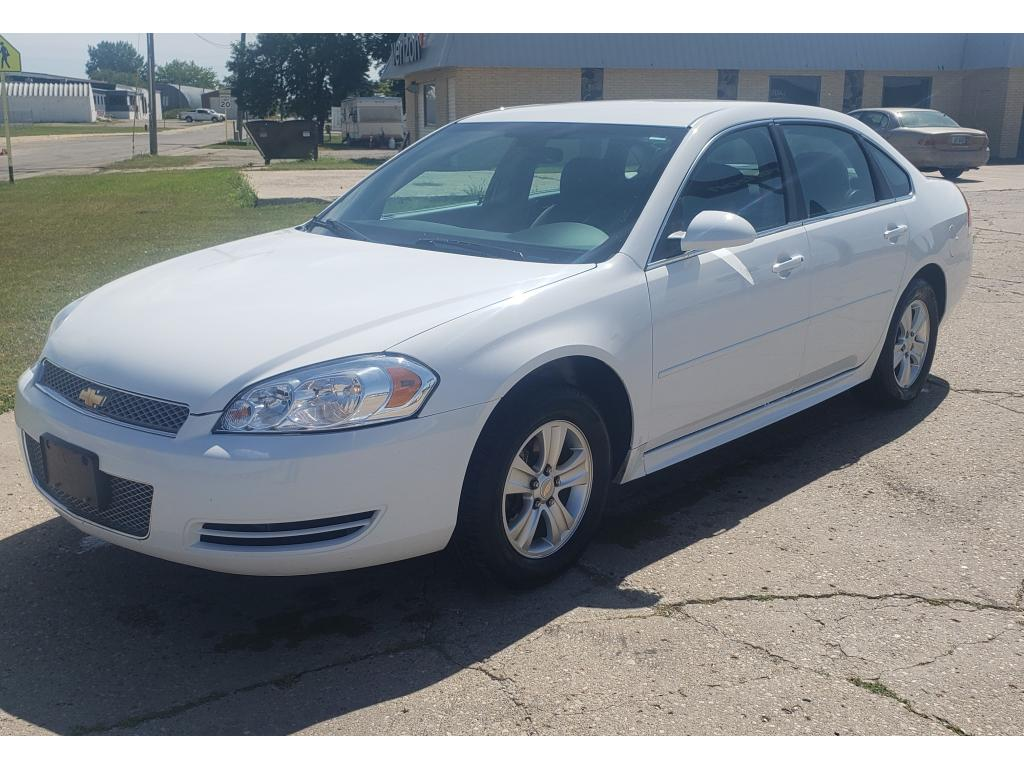 2012 Chevrolet Impala LS Fleet Car
