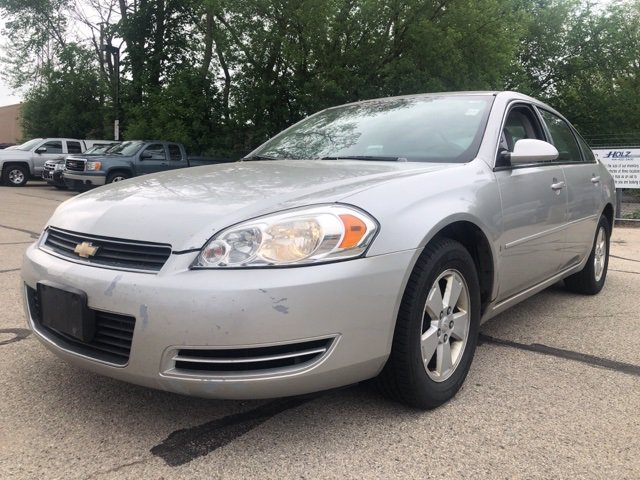 Pre-Owned 2007 Chevrolet Impala 3.5L LT FWD Sedan