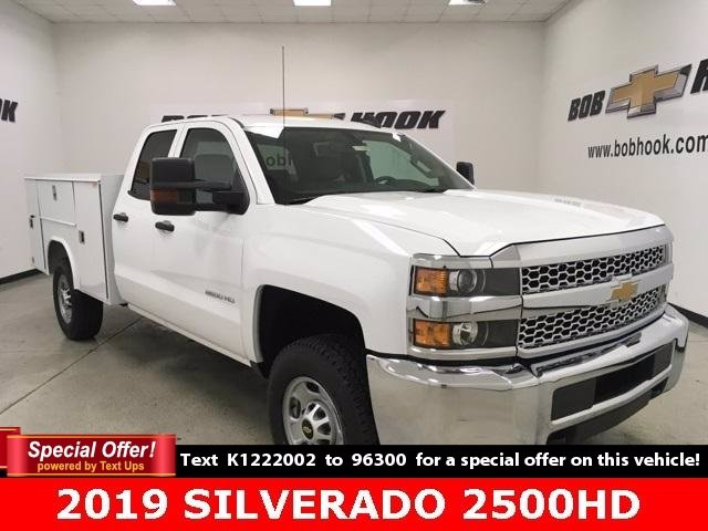 New 2019 Chevrolet Silverado 2500 HD WT