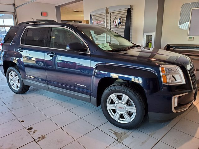 Pre-Owned 2016 GMC Terrain SLE All Wheel Drive Crossover