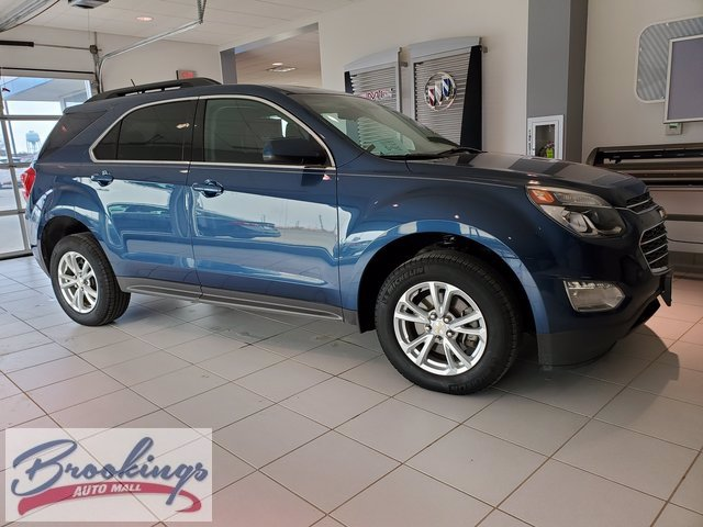 Pre-Owned 2017 Chevrolet Equinox LT Front Wheel Drive Crossover