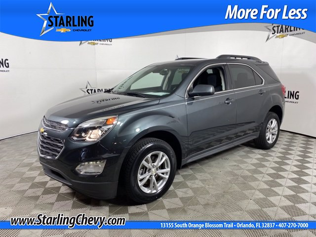 Pre-Owned 2017 Chevrolet Equinox LT FWD SUV