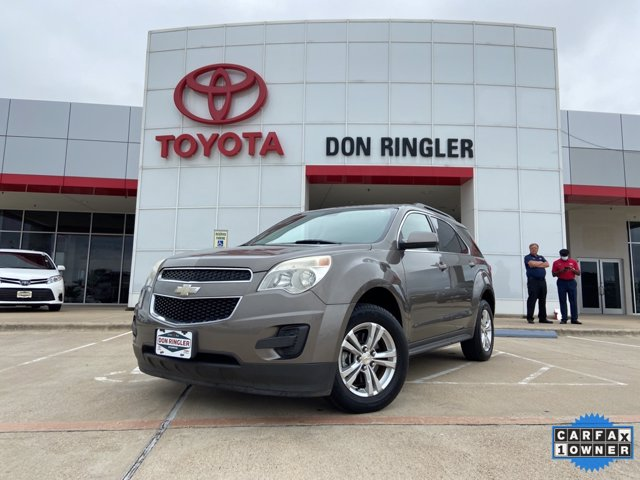 Pre-Owned 2012 Chevrolet Equinox LT w/1LT