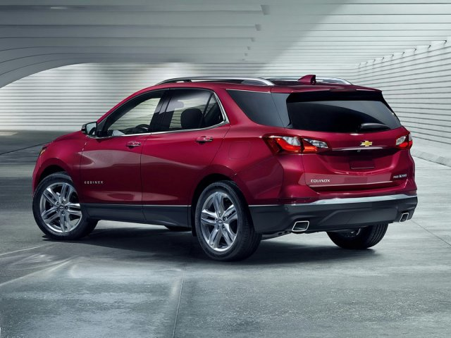 New 2020 Chevrolet Equinox LT Front Wheel Drive Crossover