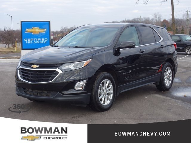 Pre-Owned 2018 Chevrolet Equinox LT FRONT_WHEEL_DRIVE Crossover