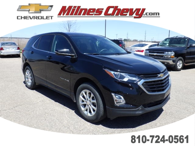 Pre-Owned 2018 Chevrolet Equinox LT FWD Crossover