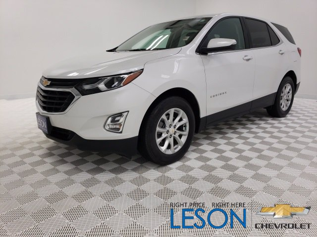 Pre-Owned 2019 Chevrolet Equinox LT Front Wheel Drive SUV