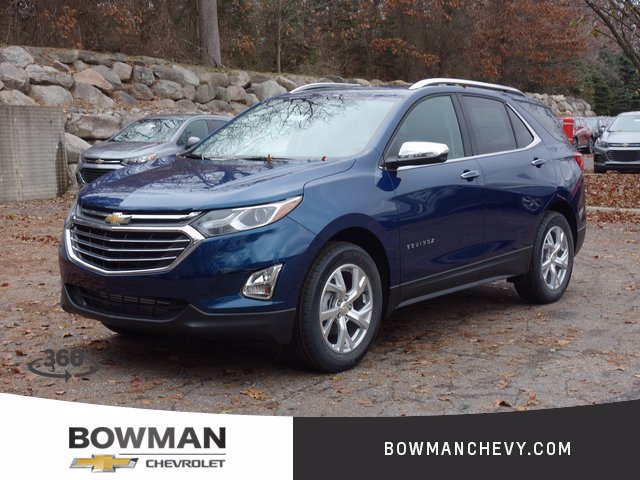 New 2020 Chevrolet Equinox Premier Front Wheel Drive SUV
