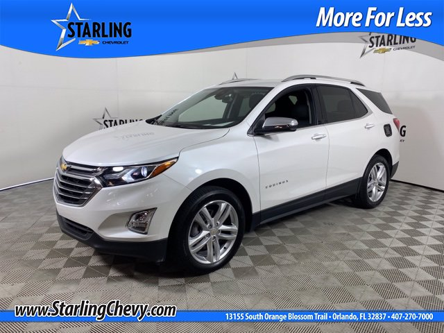 Certified Pre-Owned 2020 Chevrolet Equinox Premier FWD SUV