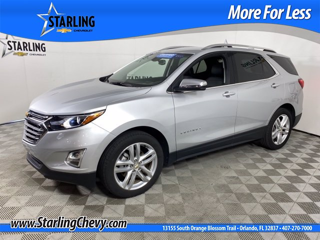Certified Pre-Owned 2019 Chevrolet Equinox Premier FWD SUV