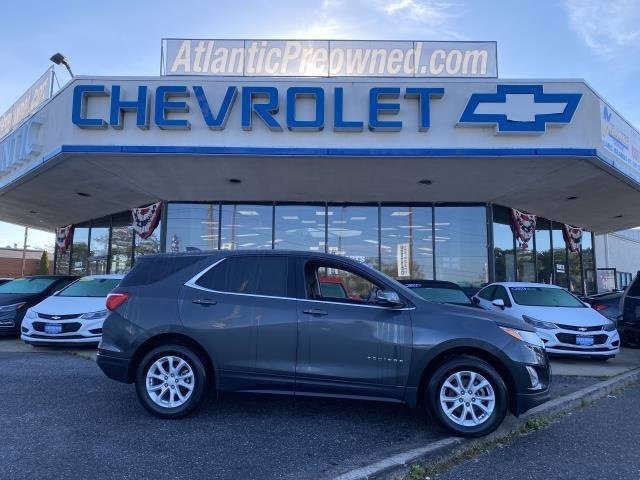 Certified Pre-Owned 2018 Chevrolet Equinox LT ALL_WHEEL_DRIVE SUV
