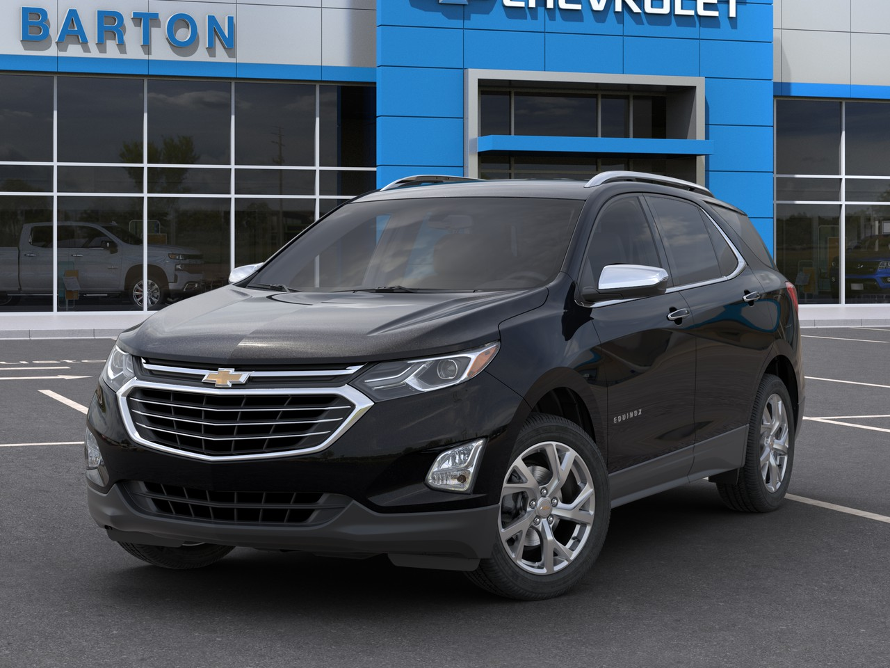 New 2020 Chevrolet Equinox Premier SUV AWD