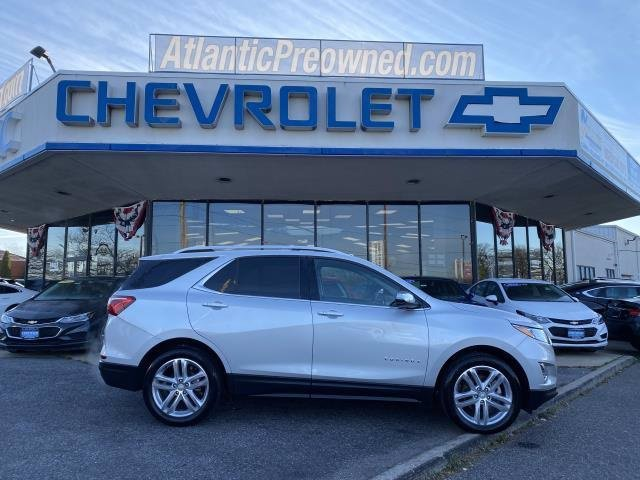 Certified Pre-Owned 2019 Chevrolet Equinox 2LZ All Wheel Drive SUV