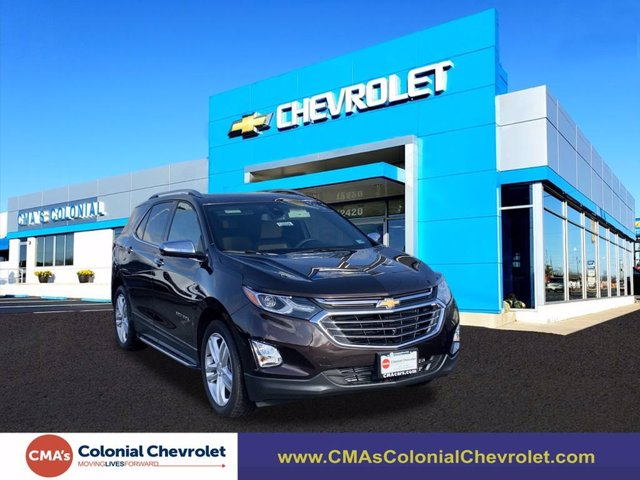 2020 Chevrolet Equinox Premier Sport Utility