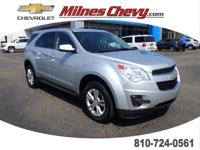 Pre-Owned 2015 Chevrolet Equinox LT All Wheel Drive Crossover