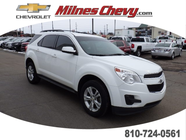 Pre-Owned 2014 Chevrolet Equinox LT All Wheel Drive Crossover