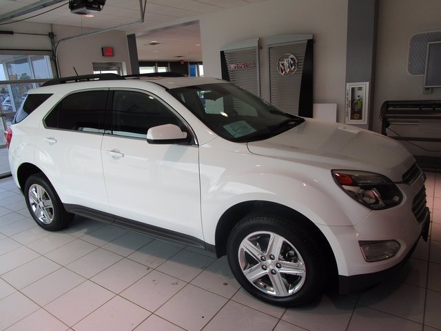 Pre-Owned 2016 Chevrolet Equinox LT All Wheel Drive Crossover