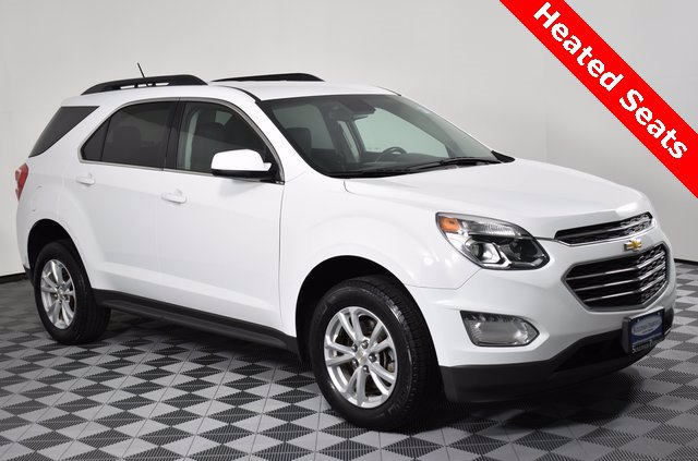 Pre-Owned 2017 Chevrolet Equinox LT ALL_WHEEL_DRIVE SUV