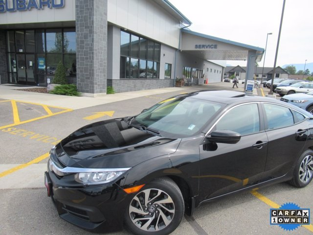 2016 Honda Civic Sedan EX Sedan