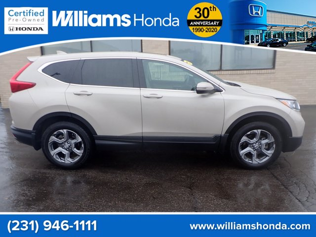 Pre-Owned 2018 Honda CR-V Wagon 4 Dr.